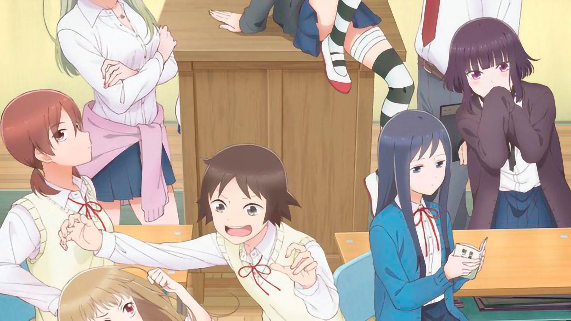 Joshikousei no Mudazukai | Бездельные дни старшеклассницы [8-12 (END)]