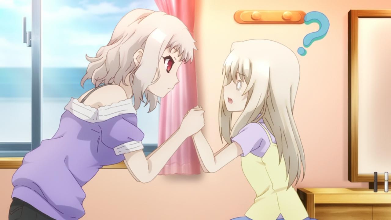 Судьба / Девочка-волшебница Иллия 2: Спешлы / Fate/kaleid liner Prisma☆Illya 2wei! Specials [1-5 (END)]
