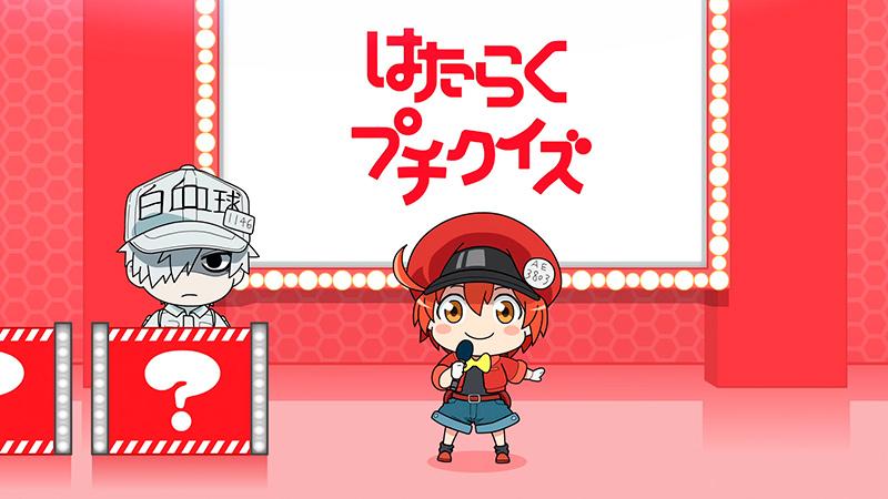 Клетки за работой: Спешлы / Hataraku Saibou Specials [1-5 (END)]