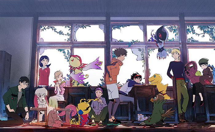 Приключение Дигимонов: Пролог ONA / Digimon Survive: Prologue Movie