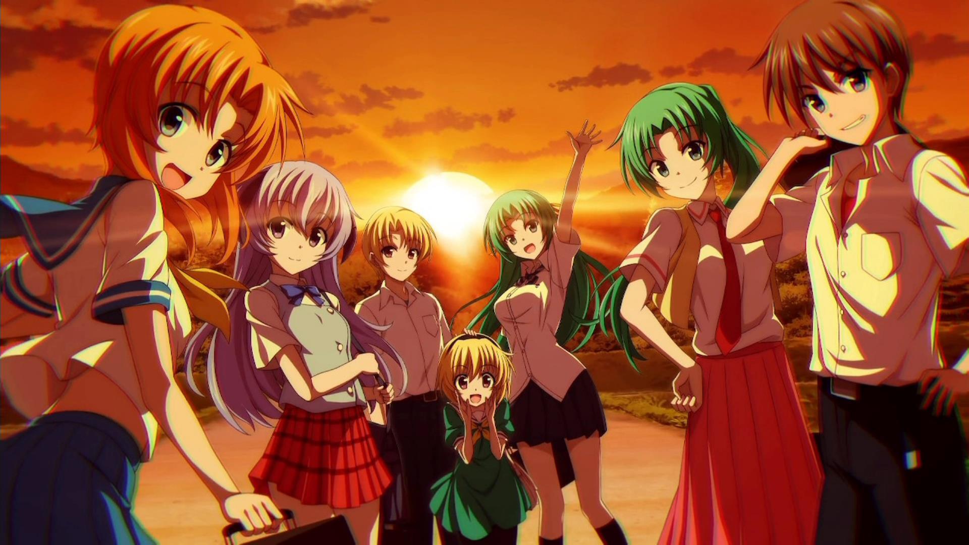 Когда плачут цикады: Разгадки — Спецвыпуски / Higurashi no Naku Koro ni Kai Specials [1-24 (END)]